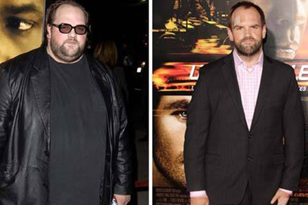 Ethan Suplee's big weight loss
