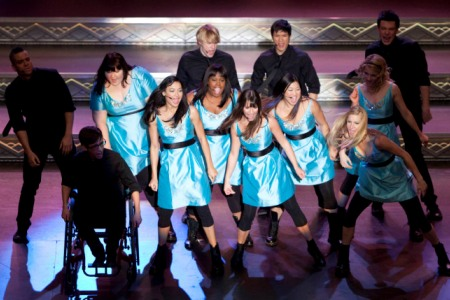 Glee performs Original Song