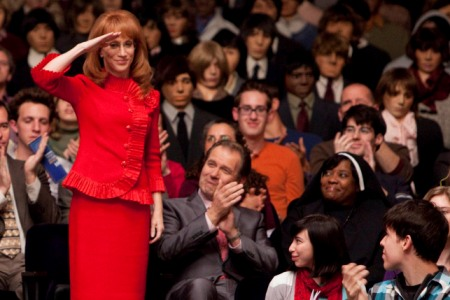 Glee hits the regionals with Kathy Griffin as a special guest