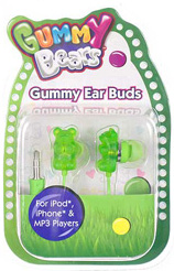 Gummy Bears Gummy Ear Buds