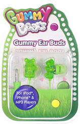 Gummy Bears Gummy Ear Buds