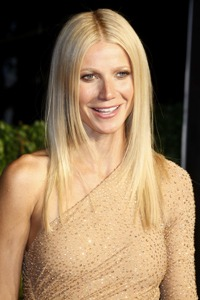 Gwyneth Paltrow signs a record deal