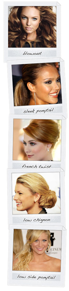 Hairstyles for working women