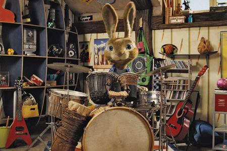 The Easter Bunny gets his own movie in Hop