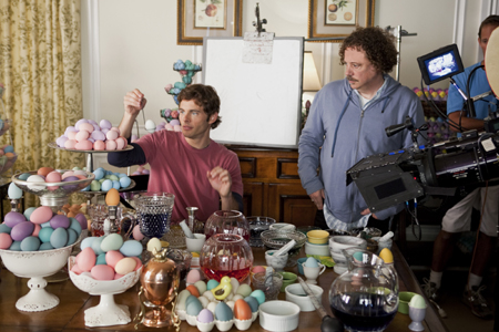 Tim Hill and James Marsden in Hop