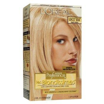 Blonde bombshell color system