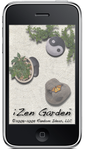 iPhone apps for gardening