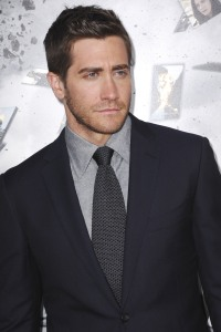 Jake Gyllenhaal at the Source Code premiere