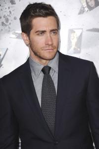 Jake Gyllenhaal at the Source Code premiere