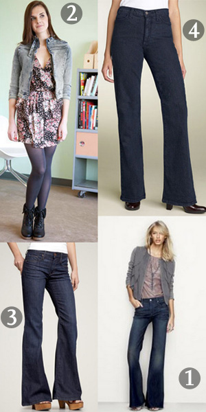 What to wear with your jeans
