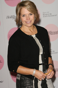 Katie Couric staying with CBS?