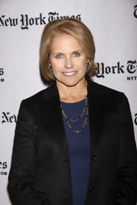 Katie Couric: Moving on from CBS?