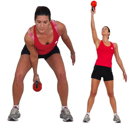 Kettlebell: The Swing