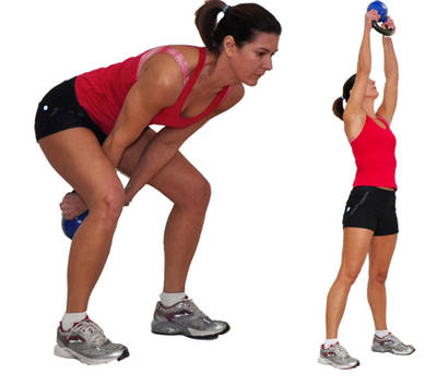 Kettlebell: The Snatch