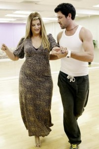 DWTS: the race for the mirrorball!