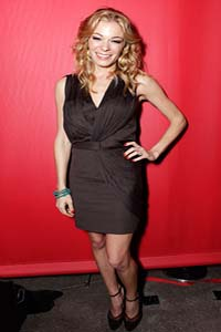 Is LeAnn Rimes too skinny