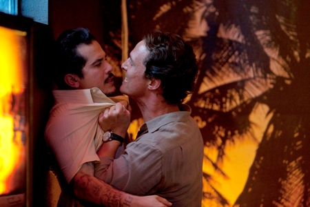 The Lincoln Lawyer stars John Leguizamo and Matthew McConaughey