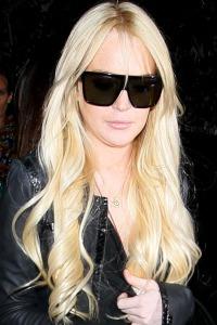 Lindsay Lohan free of one charge!