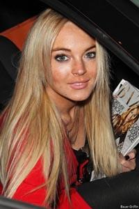 The name remains Lindsay Lohan