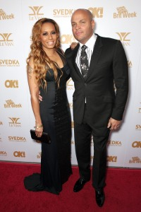 Mel B gears up for baby!