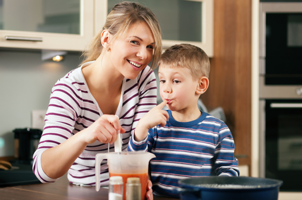 Family-friendly dinners