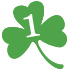 Shamrock and leprechaun crafts