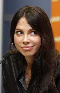 Oksana Grigorieva - WENN