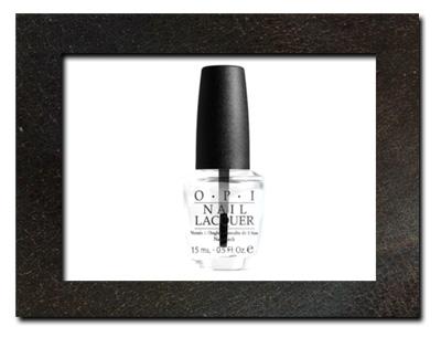 OPI Clear Nail Polish