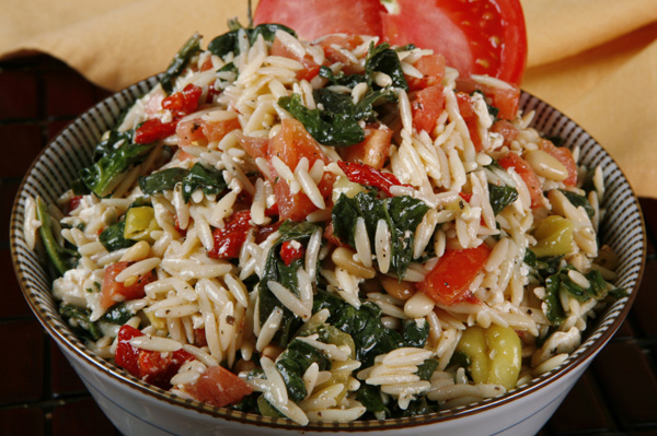 Salads for spring