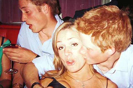 Prince Harry: Party leader