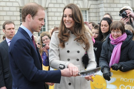 William and Kate visit Ireland!