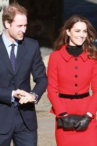 Prince William: No wedding band!
