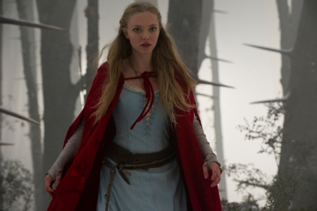 Amanda Seyfried is Red Riding Hood