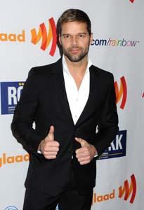 Ricky Martin wins GLAAD award