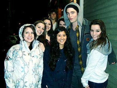 Edward & Bella's date night
