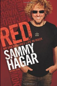 Sammy Hagar's brain invasion?