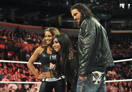 Snooki on WWE