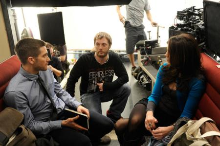 Duncan Jones directs Jake Gyllenhaal and Michelle Monaghan