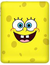Spongebob Squarepants iPad case
