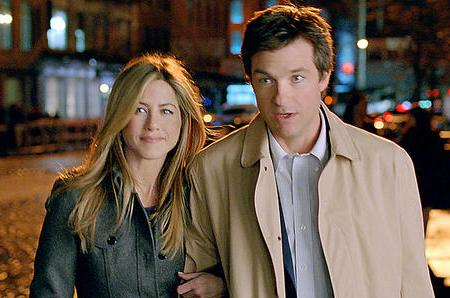 The Switch stars Jennifer Aniston and Jason Bateman