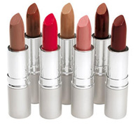 variety of lipsticks