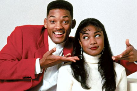 Will Smith on The Fresh Prince of Beverly Hills