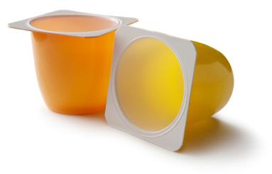 Yogurt container seeding pot