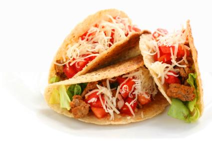 Chicken tacos for Cinco de Mayo