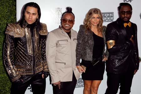 The Black Eyed Peas opening music school in NYC