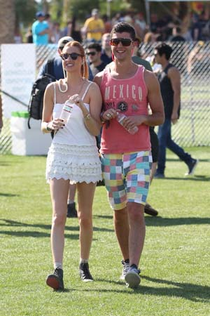 Whitney Port at Coachella 2011