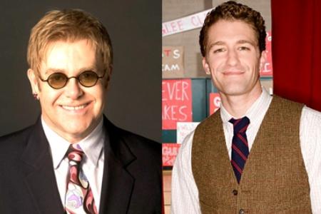 Matthew Morrison/Elton John Duet!