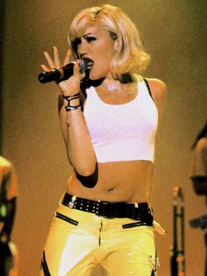 Gwen Stefani's early looks