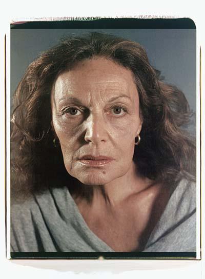 von Furstenberg: 'I love wrinkles'