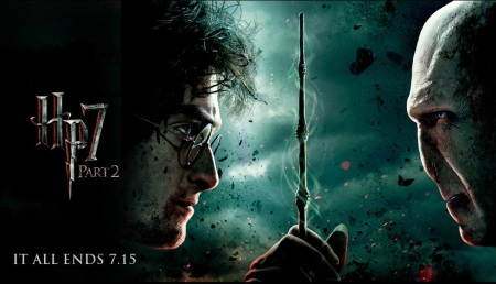 Harry Potter and the Deathly Hallows 2 trailer is out!